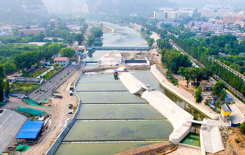 汾河流域生态修复(汾河一坝)