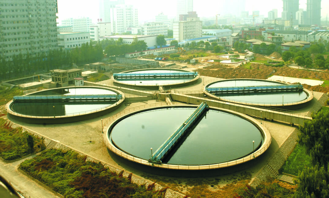 杨家堡污水处理厂