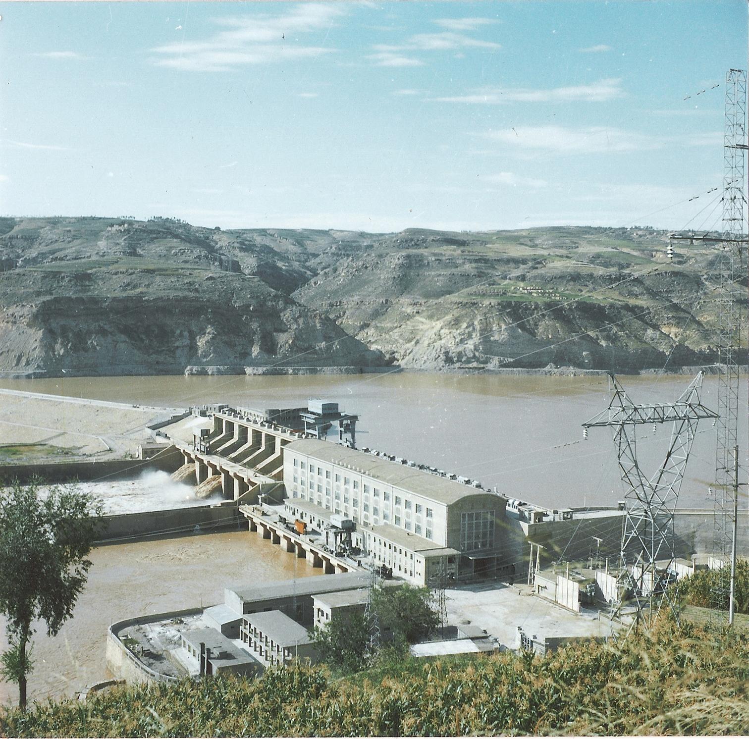 黄河天桥水电站